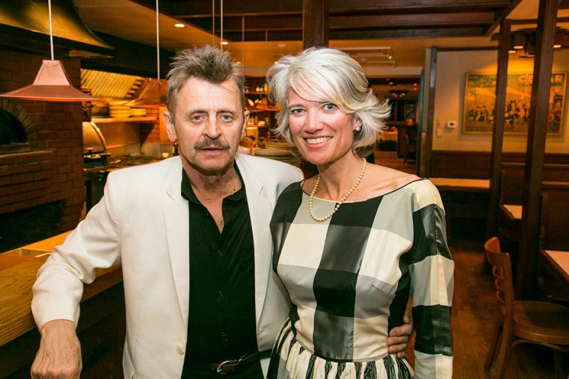 Opening Night Dinner with Mikhail Baryshnikov